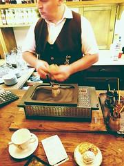 Best Coffee House in Lviv - apparently. (Chris Belsten) Tags: armenianquarter ilikecoffee coffee lviv lvov unescohistoriccentre