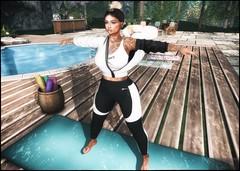 It's-Yoga-Time-☺ (ςђєяяч's Ⓢʇץℓǝ) Tags: saturdaysale llcocollc newness applier catwa catyabentohead doux theskinnery maitreya mesh mainstore