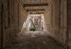 Supplices (Dafne Op't Eijnde) Tags: urbex urbanexploring decayed abandoned decaying lostplaces verlassen verlaten ruin oud gebouw derp derelict nikon ruine verval vervallen