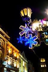 Фонарь с площади Свободы (tatianatorgonskaya) Tags: сербия зимавсербии новыйгод рождество европа балканы путешествие блогопутешествиях блогожизнизарубежом balkans balkanstravel balkan srbija serbia europe novisad новисад зимавновисаде новыйгодвсербии новыйгодвевропе