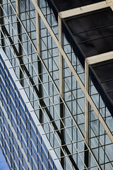 (jfre81) Tags: houston downtown building architecture abstract pattern lines diagonal perspective city urban canon rebel xs eos james fremont jfre81 photography