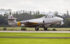 20120623-111412-Yeovilton-14-HDR (Neil D. Brant) Tags: gbwmf glostermeteort7 historicwarbirds operator theclassicaircrafttrust wa591 yeoviltonairday2012 yeovilton somerset england gb