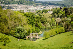 Prior Park, Bath, UK - In Explore (mandyhedley) Tags: bath uk landscape roman romanbaths priorpark architecture england park green bathuk parkland trees inexplore