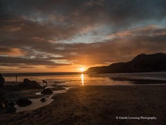 Sunset over Caswell Bay 2019 01 25 #41 (Gareth Lovering Photography 5,000,061) Tags: sunset sun sunny sunshine caswell gowercoast gower swansea wales seaside landscape beach walescostalpath olympus penf garethloveringphotography