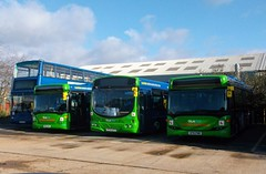 Bluestar Training Fleet (PD3.) Tags: go ahead goahead group gsc south coast eastleigh hampshire england uk bus buses psv pcv barton park hants dorset bluestar training trainer volvo scania 1211 1212