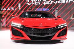 Acura NSX 2019 (Ray Cunningham) Tags: chicago auto show 2019 acura nsx