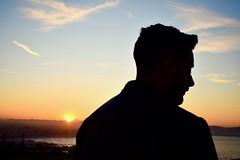 As the sun goes down. #sun #sunset #Gijón #winter (carla19394) Tags: asturias gijón puestadesol atardecer sol sky winter sunset sun