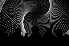 POETIC AI  / OUCHHH (TR) (Ars Electronica) Tags: poeticai ouchhh arselectronicacenter arselectronica deepspace8k animation ai artificialintelligence technologie technology linz austria upperaustria oberösterreich 2019 art projection black white blackandwhite blackwhite bw schwarz weis schwarzweis