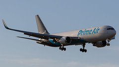 Prime Air (N1_Photography) Tags: prime air boeing 767300f n1217a atlas amazon 767 freighter avnerd avgeek aviation airplane