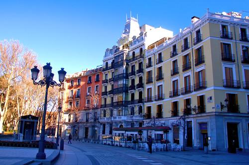 PLAZA DE ORIENTE, MADRID DE LOS AUSTRIAS 8698 3-2-2019