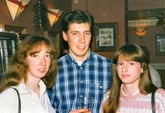 99_NewYearsEve1987 (wrightfamilyarchive) Tags: new years eve 1987 1980s 80s eighties linda chris warren jeanette hardcastle