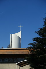 Eglise Sainte-Bernadette @ Annecy (*_*) Tags: 2019 winter hiver february sunny europe france hautesavoie 74 savoie annecy