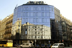 HOTEL NEGRESCO PRINCESS (Yeagov_Cat) Tags: 2019 barcelona catalunya hotelnegrescoprincess hotel negrescoprincess carrerrogerdellúria carrerderogerdellúria carrercasp carrerdecasp 2015 1969