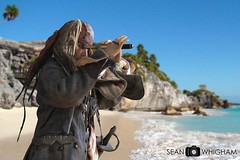 2019-03-06_1 (SEANW5484) Tags: hot toys dx15 captain jack sparrow pirates caribbean dead men tell no tales