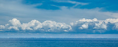 Cloudy Line (Schmidtze) Tags: ausflug beach farbe himmel landscape landschaft strand wasser wolke menschenleer maasholm schleswigholstein deutschland