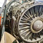 SR-71 Blackbird Engine, in the San Diego Museum Workshop thumbnail