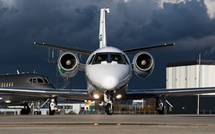 LXA_GSIRS_C560XL_MST_MAR2019 (Yannick VP - thank you for 1Mio views supporters!!) Tags: civil private corporate business bizjet passenger pax vip transport aircraft airplane aeroplane jet jetliner luxaviation lxa cessna c560 xl excel gsirs taxi taxiing taxiway platform airside tarmac maastricht aachen beek zuidlimburg airport mst ehbk netherlands nl europe eu march 2019 aviation photography planespotting airplanespotting tefaf