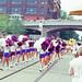 Kodachrome Slide of 1982 Worlds Fair Parade