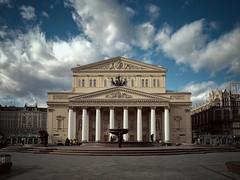 Bolshoi Theatre. Moscow, Russia (varfolomeev) Tags: 2019 россия город russia city fujifilmxt10