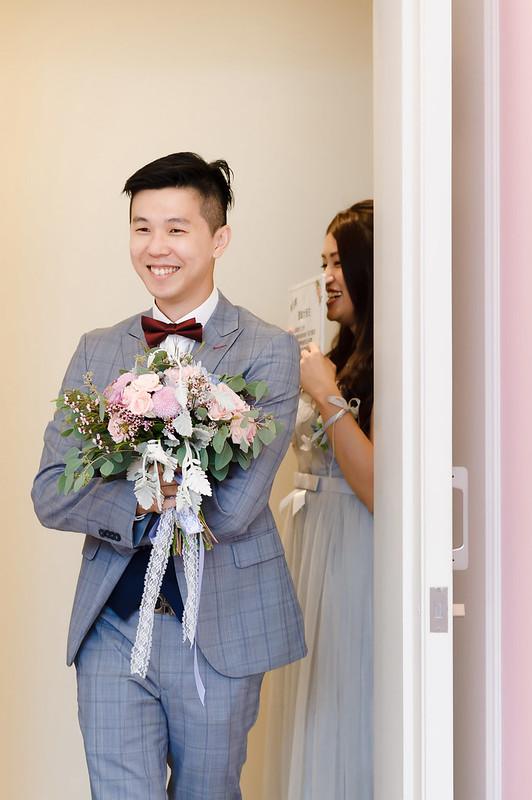 【婚攝】自宅@Allen&Gina