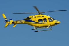 SAMU / Bell 429 / F-HBEL / LFRS 21 (_Wouter Cooremans) Tags: lfrs nte spotting spotter avgeek aviatrion aviation airplanespotting samu bell 429 fhbel 21 bell429