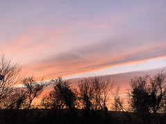 The Evening Sky Out West (West Of Ireland) - March 2019 (firehouse.ie) Tags: ireland colours colors 2019 march springtime dusk sundown sunlight sunset skies sky