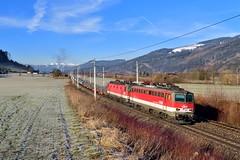 "1142 601 ""ÖBB"" Niklasdorf (Matthias Greinwald) Tags: 1142 601 1144 öbb österreichische bundesbahn güterzug zug niklasdorf südbahn"