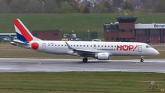 F-HBLE E190 HOP (AFR)