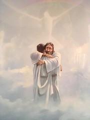 jesus hugging (timp37) Tags: jesus hugging angel heaven god