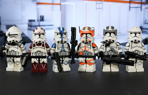 Flickriver: Most interesting photos from LEGO Custom Clone