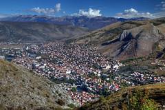 Mostar Panorama (hapulcu) Tags: bosnaihercegovina bih bosna bosnia herbst hercegovina mostar automne autumn autunno otoño toamna