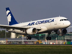 Air Corsica | Airbus A320-216 | F-HZPG (MTV Aviation Photography) Tags: air corsica airbus a320216 fhzpg aircorsica airbusa320216 londonstansted stansted stn egss canon canon7d canon7dmkii