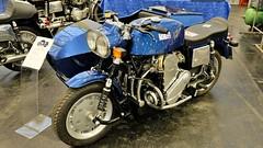 MotoTechnica 2019 (Sanseira) Tags: oldtimer motorräder ersatzteile messe augsburg mototechnica 2019 münch beiwagen gespann münch4