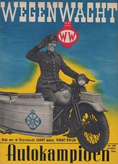 Autokampioen_16_oktober_1946 (Wouter Duijndam) Tags: autokampioen nummer 1890 16101946 16 oktober october 1946 helptumeedewegenwachtgrootmaken word wegenwacht lid gerardsluijs drie 3