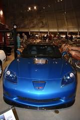 THE BLUE DEVIL (SneakinDeacon) Tags: chevrolet corvette museum autos automobile bowlinggreen