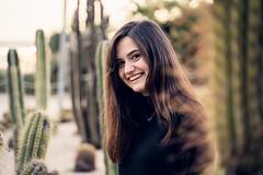 Cristina (albertmonsalvep) Tags: girl model cute barcelona spain