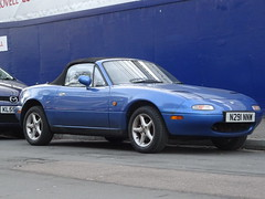 1995 Mazda MX-5 (Neil's classics) Tags: vehicle 1995 mazda mx5 car