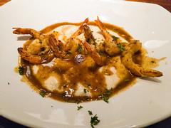 2019-02-16 - Pappadeaux Shrimp And Grits-1 (waynengphotography) Tags: pappadeaux shrimp grits food lunch