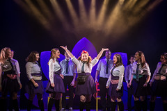 Girls Like That _ Production Photos (SteMurray) Tags: approved girls like that panel evan placey zine harris abbey theatre peacock show stage ireland irish student students dit tu rathmines dublin ste murray steie stemurray onstage production photos music dance performance colour pink flower