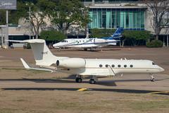 01-0076 Gulfstream C-37A USAF (SamCom) Tags: kdal dal dallaslovefield lovefield 010076 gulfstream c37a usaf glf5