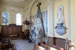 Blenheim Palace Chapel | Feb 2019-48 (Paul Dykes) Tags: woodstock unitedkingdom england gb uk blenheimpalace johnvanbrugh englishbaroque duke marlborough churchill