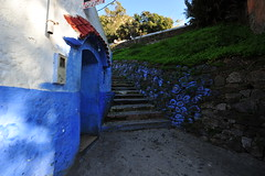 Chefchaouen, Morocco, January 2019 D700 237 (tango-) Tags: chefchaouen bluecity villaggioblu bluevillage morocco maroc 摩洛哥 marruecos марокко المغرب