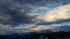 Le Canigou attaqué par les nuages... (Isabelle****) Tags: canigou nuages clouds montagnes mountains céret pyrénéesorientales france ciel sky