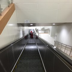 IMG_7774 (Billy Gabriel) Tags: mrt mrtstation jakarta subway metro indonesia trial rail underground
