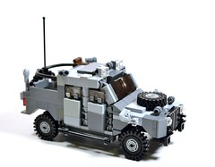 """Margay"" MKIII (TierMR) Tags: war military scout vehicle spanish lego"