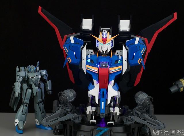 BSC Zeta Gundam Bust 2 by Judson Weinsheimer
