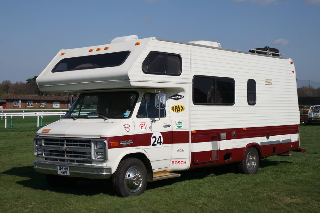 The World's newest photos of chevrolet and motorhome - Flickr Hive Mind