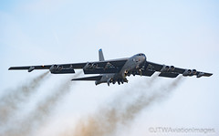 AERO 11-3 (JTW Aviation Images) Tags: raf fairford gloucestershire us united states air force europe b52h bomber stratofortress deployment usafe barksdale cotswolds kingdom
