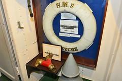 800_7687 (Lox Pix) Tags: hmascastlemaine warship destroyer ran navy guns shells portholes heritage australia memorabilia melbourne victoria williamstown museum loxpix loxwerx ship l0xpix