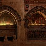 Tumbas medievales crucero sur